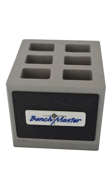 Benchmaster - Double Stack 9mm Mag Rack - 6 Unit