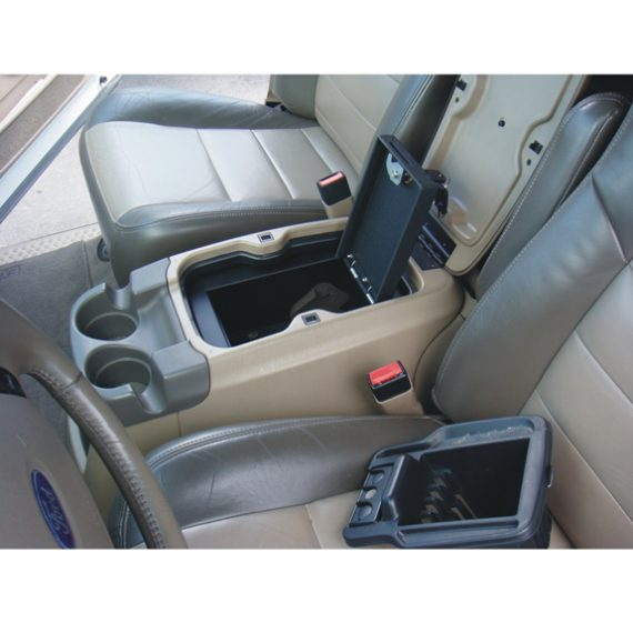 Console Vault Ford F350 Floor Console: 2004 - 2007