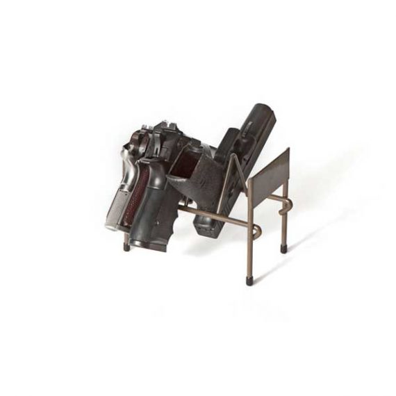 Rack'em 6004 - 4 Pistol Stackable Rack