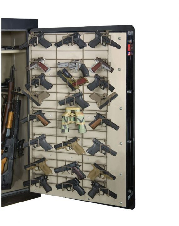 Rack'em 6043 The Maximizer Full Door 24 Pistol Rack