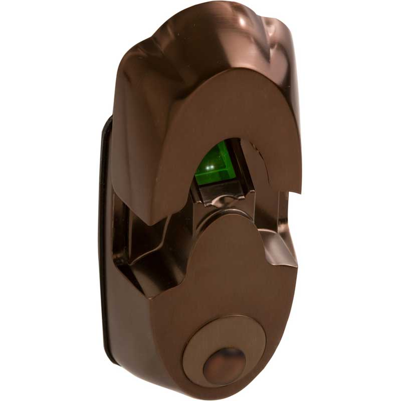 Actuator Systems NEXTBOLT-NX4 ORB Secure-Mount Biometric Lock - Oil Rubbed Bronze