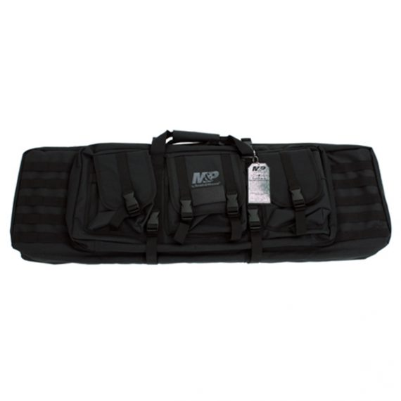 "Allen Cases Double Rifle Case,Blk,38""-Double Rifle Case, Black"
