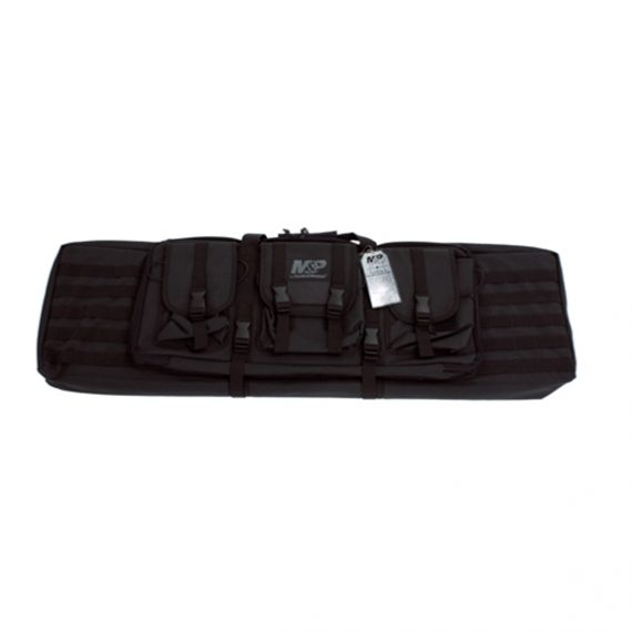 "Allen Cases Double Rifle Case,Blk,42""-Double Rifle Case, Black"