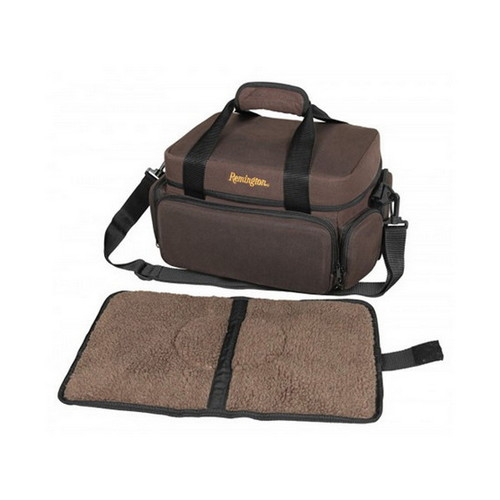Allen Cases Remington Premier Range Bag, Brown/Tan - Remington Premier Range Bag,Brown / Tan
