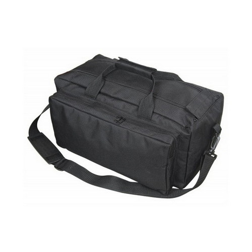 Allen Cases Tactical Range Bag, Black - Deluxe Tactical Range Bag Blk,Black