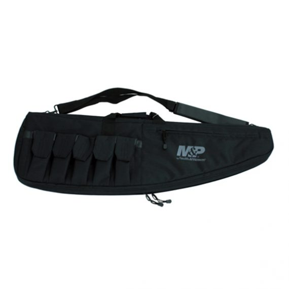 "Allen Cases Tactical Rifle Case,Blk,38""-Tactical Rifle Case, Black"