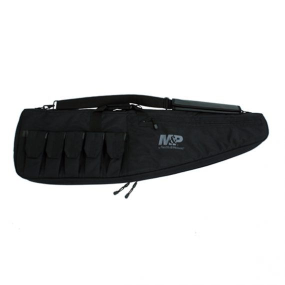 "Allen Cases Tactical Rifle Case,Blk,42""-Tactical Rifle Case, Black"