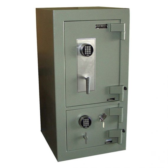 American Security ACF4824DS T-30 Money Manager Deposit Safe w/ Combination Lock