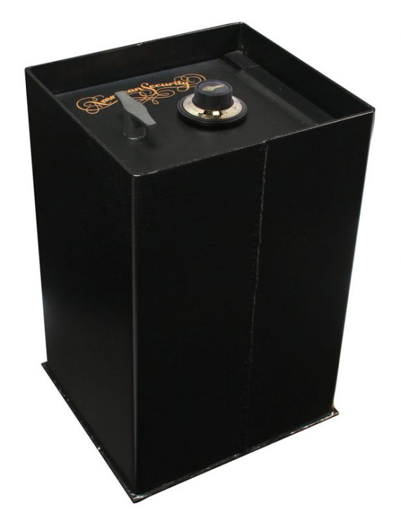 American Security B2900 Safe - Square Door Floor Safe