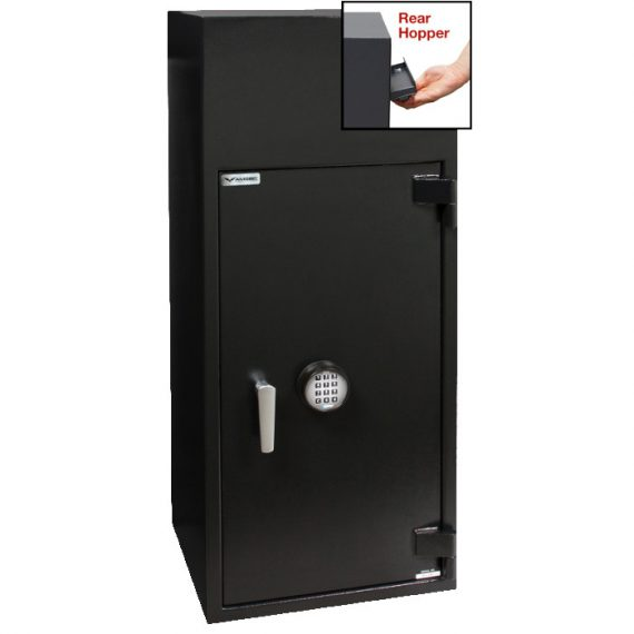 American Security BWB4020FLR Safe- Reverse Front Loading Large Door Drop Safe