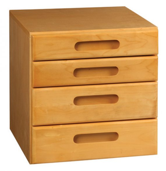American Security - Storage Cabinets - 4 Drawer Version