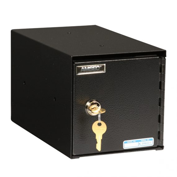 American Security TB0610-1 - Under Counter Safe - With Chicago Key Cam Lock