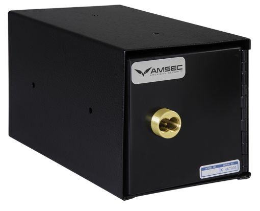 American Security TB0610-7 - Under Counter Safe - with Best Removable Core Key Lock (No Core)