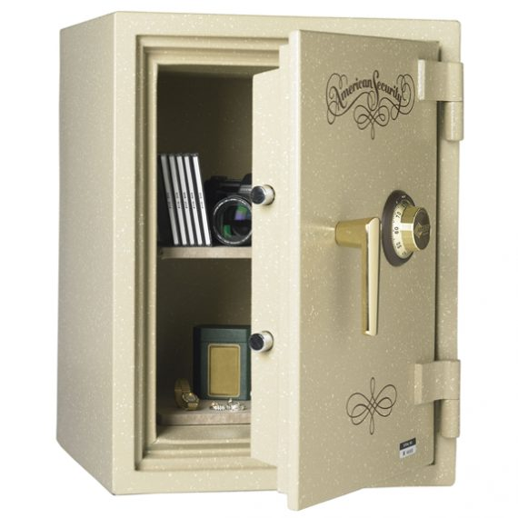 American Security UL3918 Home Safe - 2-Hour Fire Safe