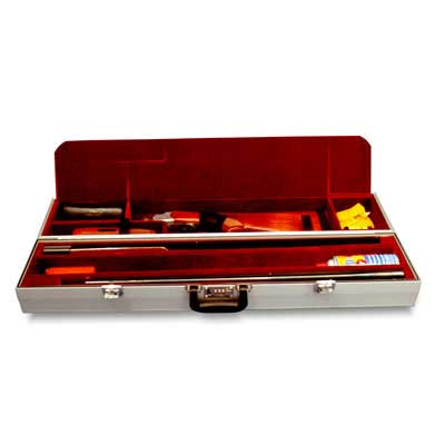 Americase 2004 Premium Trap Combo Regular Shotgun Case