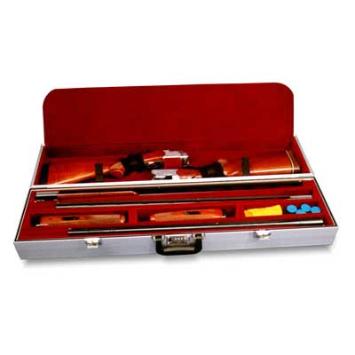 Americase 2006 Premium Two Guns Three Barrels Shotgun Case
