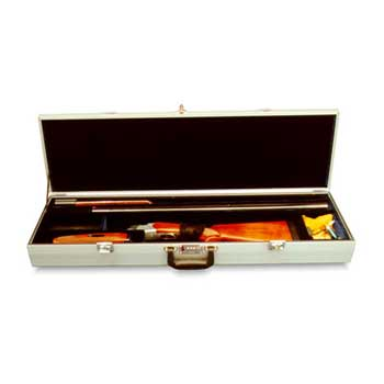 "Americase 2013 Premium Trap Combo High Rib w/ 6"" tall Stock Shotgun Case"