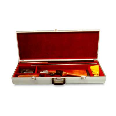 "Americase 2016 Premium Trap Combo High Rib w/ 8"" Tall Stock Shotgun Case"
