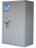 "Atlas Safe Rooms - Apollo Series - 3 Person Safe Room - 4' 5"" by 2' 5"""