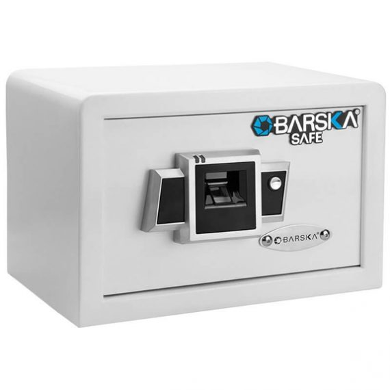 Barska AX12400 Compact Biometric Fingerprint Safe