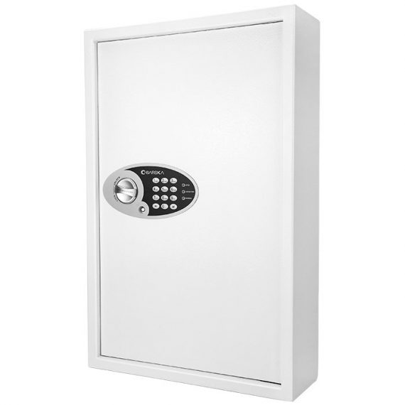 Barska AX12660 Key Cabinet Digital Wall Safe