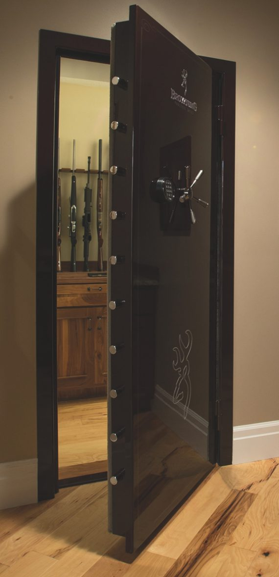 Browning Universal Vault Door Out-Swing