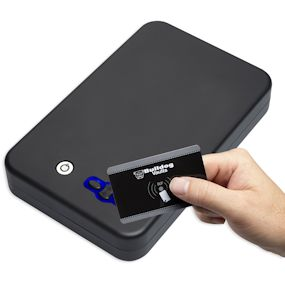 Bulldog® Digital Personal Vault (w/ LED & RFID Access)