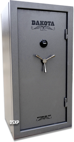 Dakota - Interloc-XP - 33 Gun Capacity Modular Safe