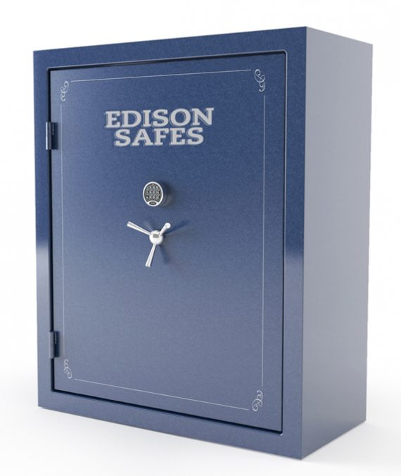 Edison Safes B7260 Blackburn Series 30-120 Minute Fire Rating - 104 Gun Safe