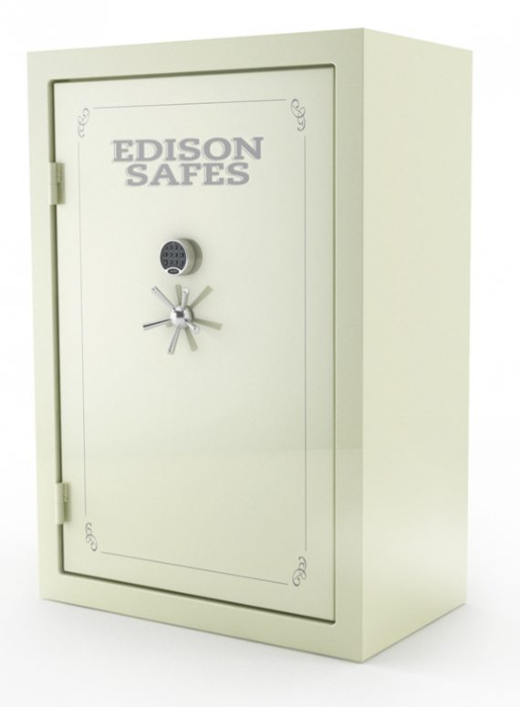 Edison Safes E7250 Elias Series 30-120 Minute Fire Rating - 84 Gun Safe