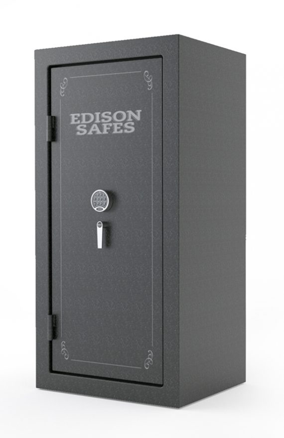 Edison Safes S7236 Sanford Series 30-60 Minute Fire Rating - 56 Gun Safe