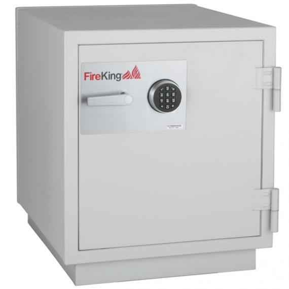 Fire King DM1413-3 Safe 3 Hour Fire Data Safe: 1.5 Cubic Feet