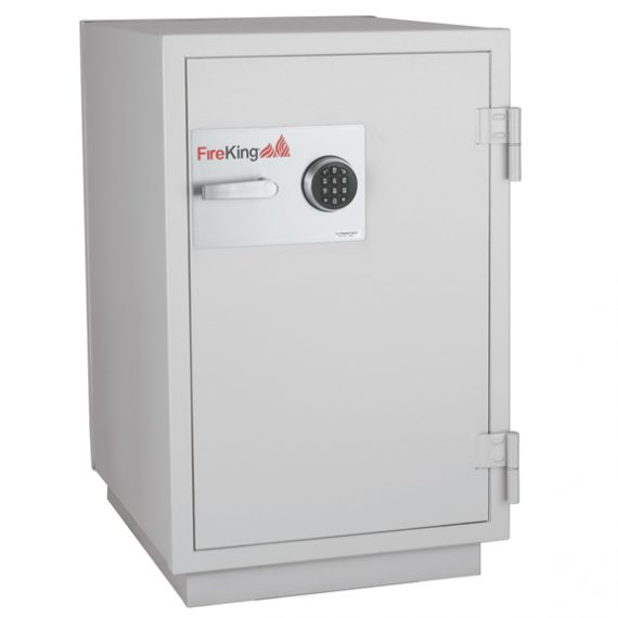 Fire King DM2513-3 Safe 3 Hour Fire Data Safe: 2.7 Cubic Feet
