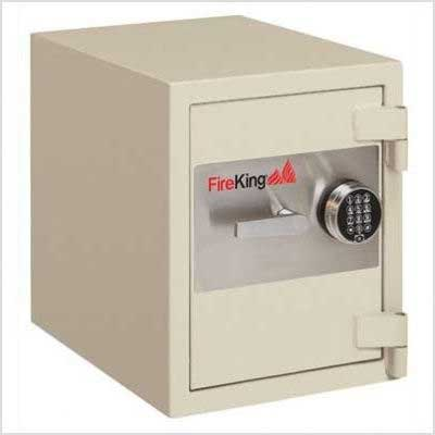 Fire King FB4524-1 15 cu. ft. 1 Hour Fire & Burglary Safe