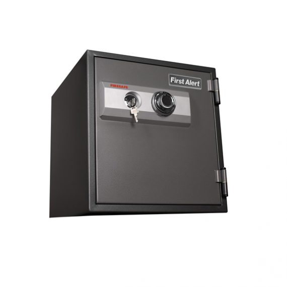 First Alert 2084F Safe 1 Hour Steel Fire Safe with Combination Lock - 1.22 Cubic Ft