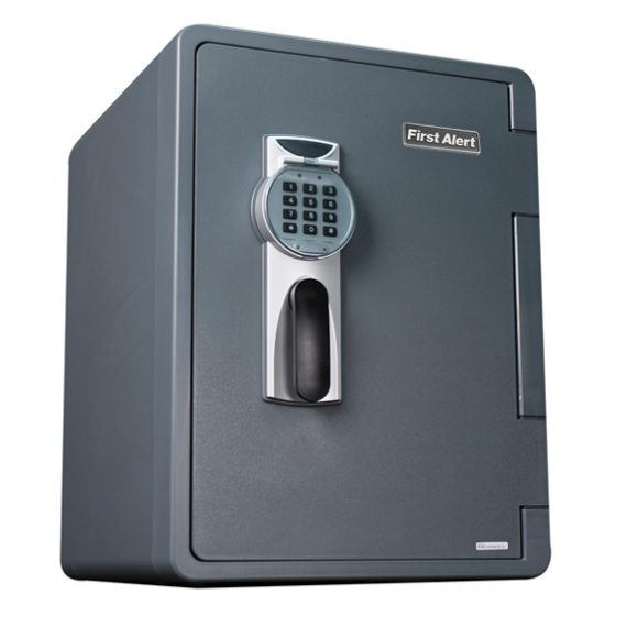 First Alert 2096DF Waterproof Fire Safe w/ Electronic Lock - 2.1 Cubic Ft
