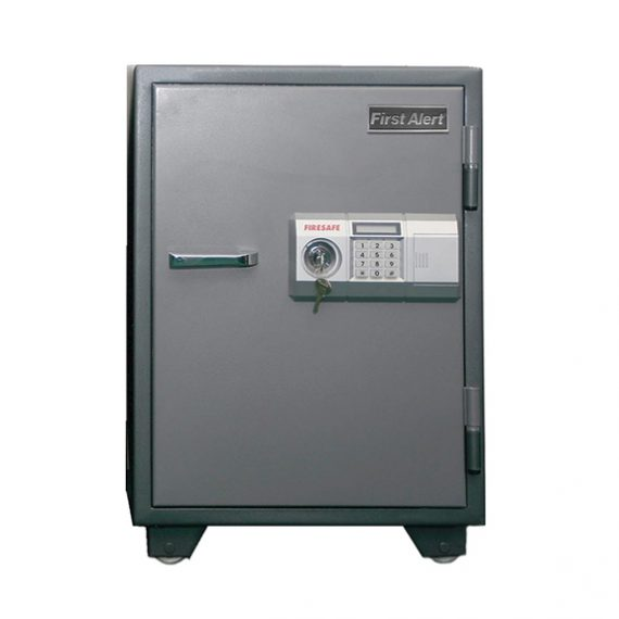 First Alert 2190DF Safe 2 Hour Steel Fire Safe With Electronic Lock - 2.02 Cubic Ft