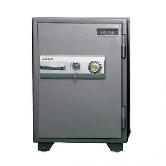 First Alert 2190F Safe 2 Hour Steel Fire Safe - 2.02 Cubic Ft
