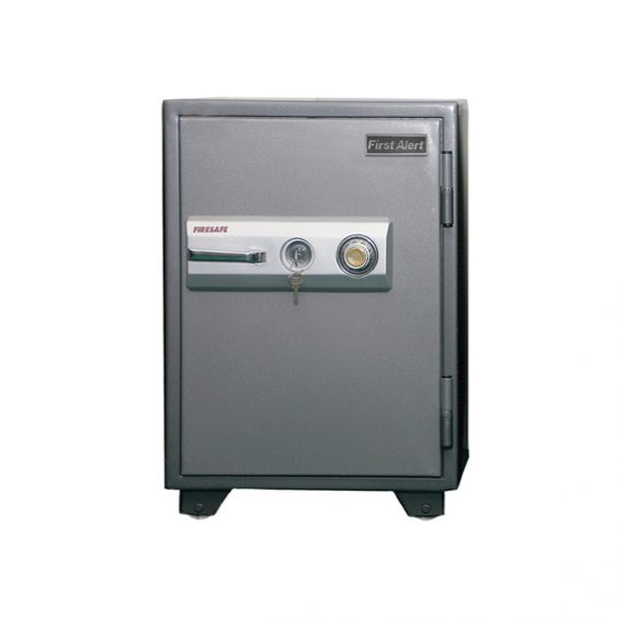 First Alert 2575F Safe 2 Hour Steel Fire Safe - 2.7 Cubic Ft