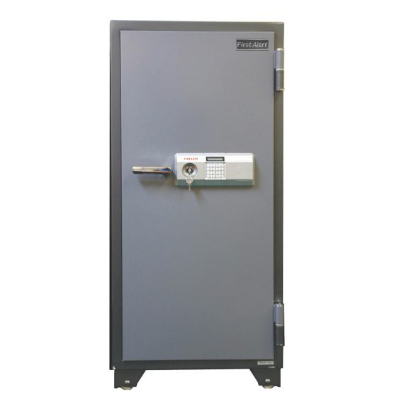 First Alert 2702DF Safe 2 Hour Steel Fire Safe with Electronic Lock - 5.91 Cubic Ft