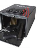 Fortress P2EA Alarming Quick Access Pistol Safe with Keypad Lock