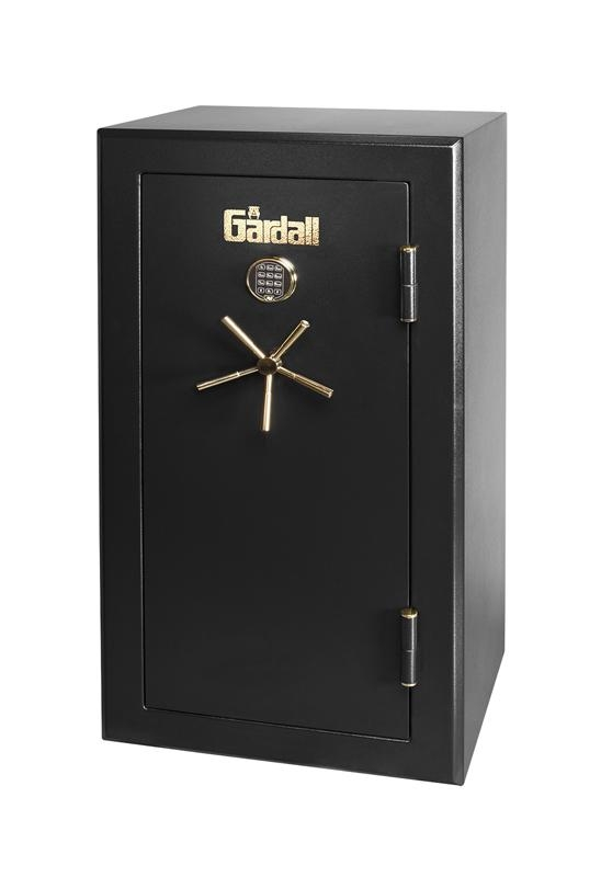 Gardall BGF6024 Fire Lined Gun Safes - 60 Min at 1400°F - 16 Gun Safe