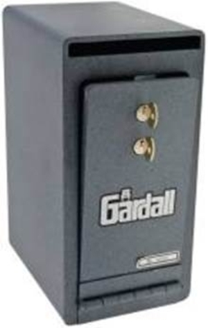 Gardall Under-Counter Depository & Utility B-Rated safe TC1206K
