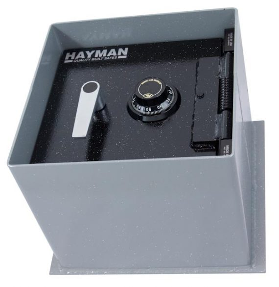 Hayman Full Size Steel Floor safe FS8