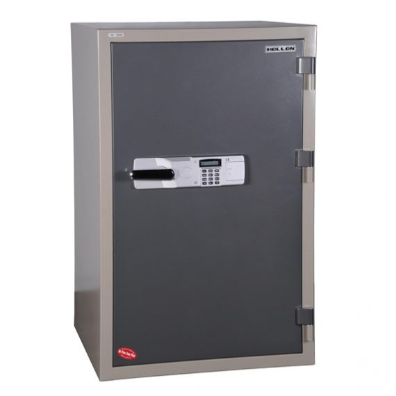 Hollon HS-1200E 2 Hr. Fireproof Office Safe - 8.13 cu. ft.