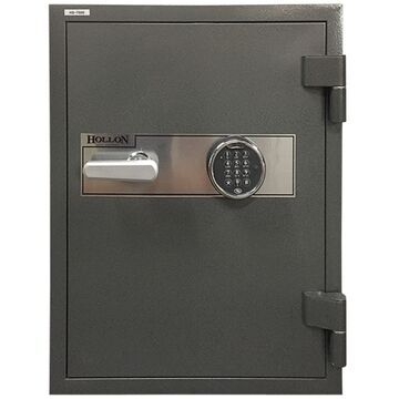 Hollon HS-750E 2 Hr. Fireproof Office Safe - 2.43 cu. ft.