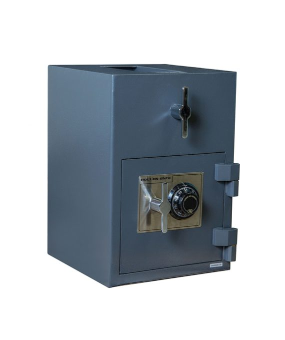 Hollon RH-2014 Rotary Hopper Deposit Safe