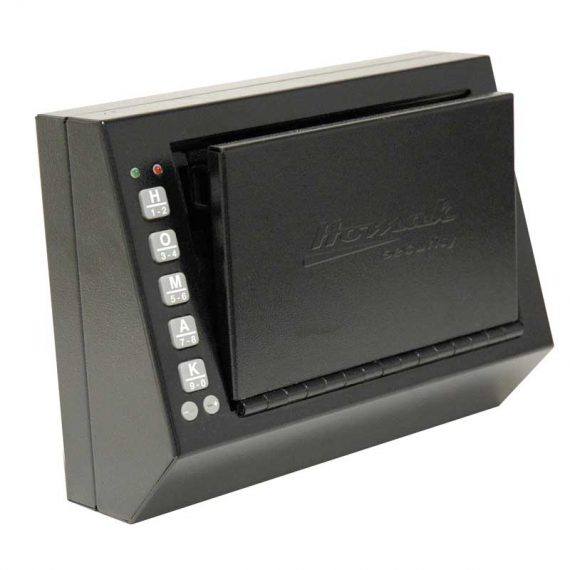 Homak Security - HS10036683 - Small Pistol Box
