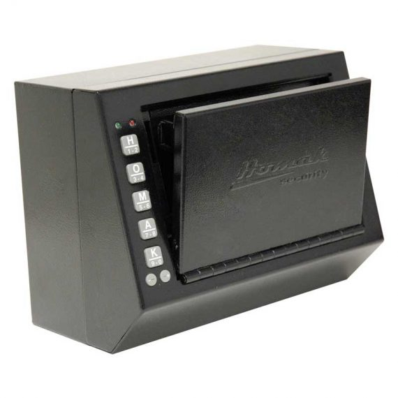 Homak Security - HS10036684 - Medium Pistol Box