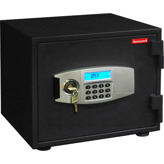 Honeywell 2112 .57 cu. ft. Brigade Series Fire Safe w/ Digital Lock